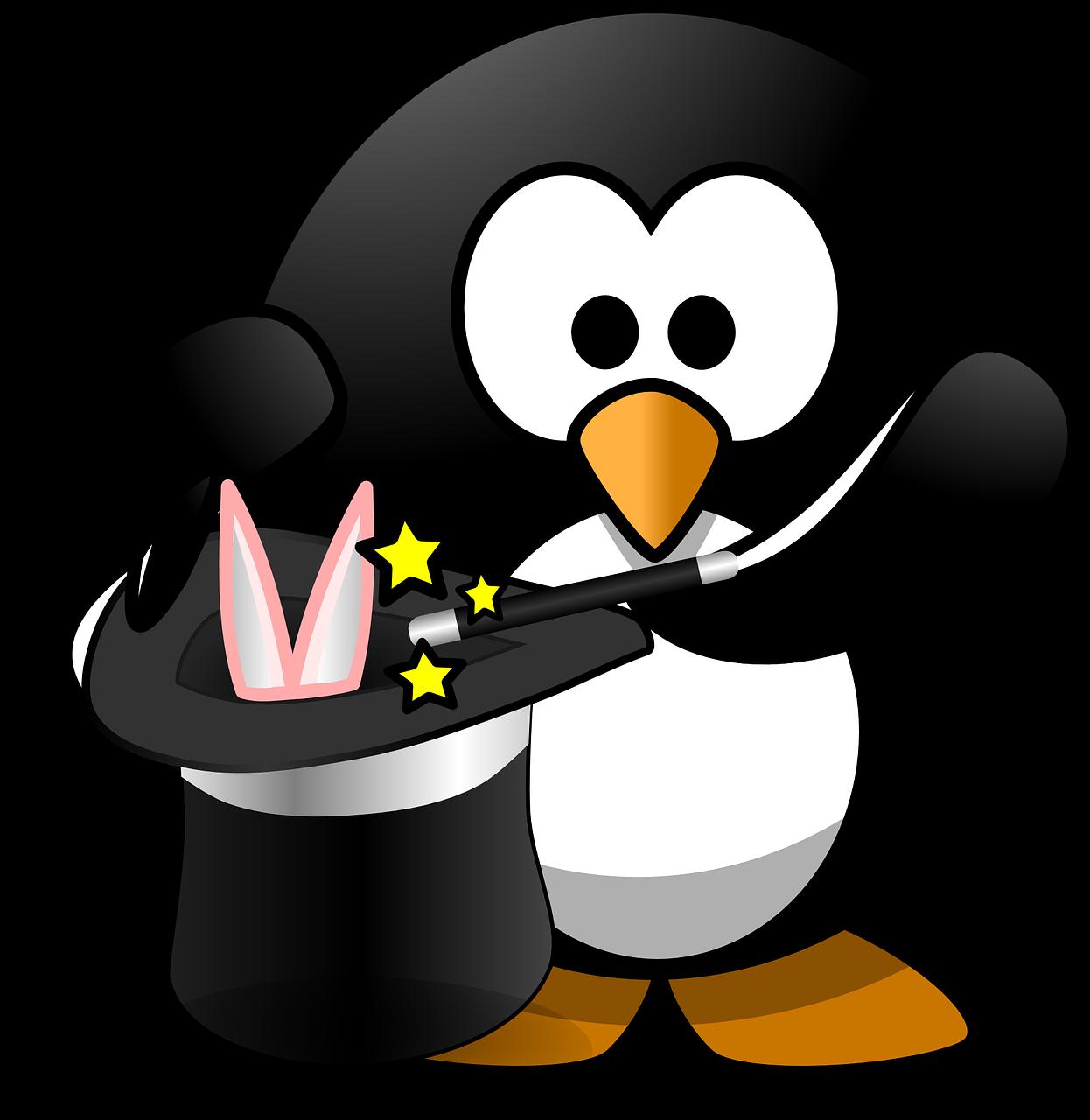 peguin-blackhat